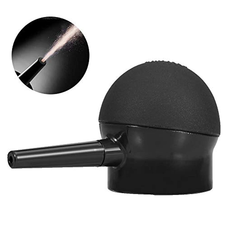 砲兵統計的しわヘアービルディング繊維のノズルの毛の肥厚用具のための専門のスプレー塗布Atomizador