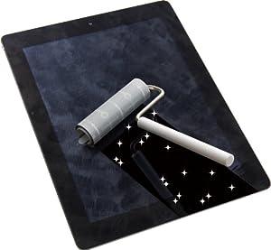 KING JIM タブレット専用タッチパネルクリーナー「iCOLOCOLO」 シロ C1810シロ