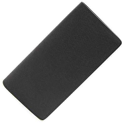 LOUIS VUITTON(ルイヴィトン) 二つ折り長財布 タイガ ポルトフォイユ ブラザ M30501 ノワール 新品 未使用 ロングウォレット 黒 革 ブラック LOUIS VUITTON [並行輸入品]