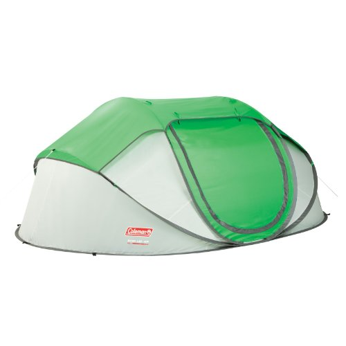 COLEMAN コールマン 4 Person Pop Up Tent 4人用