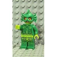 レゴ ミニフィグ【モンスターファイター 014】 Swamp Creature_A