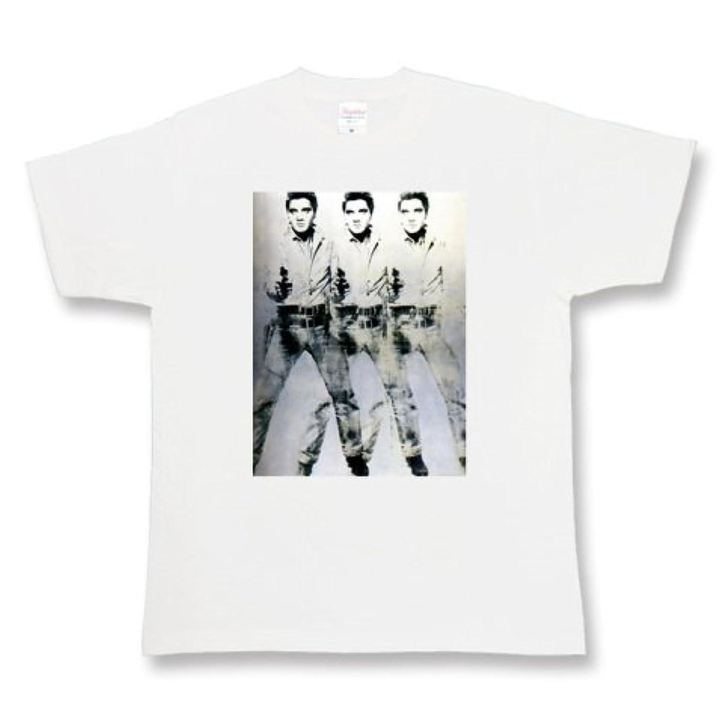 不満ユーモア勉強するElvis Presley エルヴィス プレスリー メンズ レディース ユニセックス 半袖Tシャツsswh00617