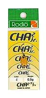 Rodiocraft(ロデオクラフト) ルアー CHA2(チャチャ) Jr 0.9g #4 オレンジ スプーン
