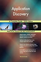 Application Discovery A Complete Guide - 2020 Edition