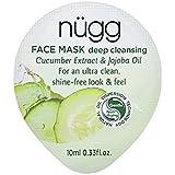 ディープクレンジングフェイスマスク x2 - Nugg Deep Cleansing Face Mask (Pack of 2) [並行輸入品]
