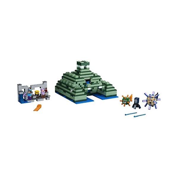レゴ(LEGO)マインクラフト 海底遺跡 21136の紹介画像2