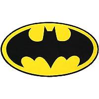 MARVEL 【ワッペン ★アイロン アップリケ★ マーベル BATMAN バットマン/ロゴ ビッグサイズ/P-DC-34-X】 【並行輸入品】