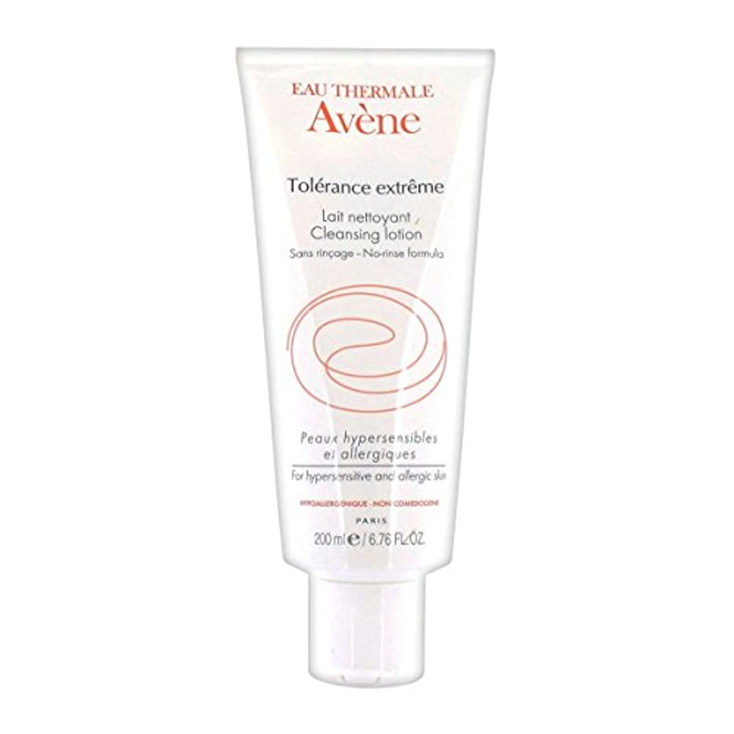 Avene Tolerance Extreme Cleansing Lotion 200ml [並行輸入品]