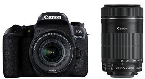 Canon デジタル一眼レフカメラ EOS 9000D ダブ...