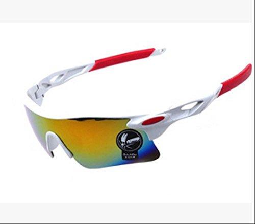 UV400 偏光 レンズ スポーツ サングラス ランニング ...