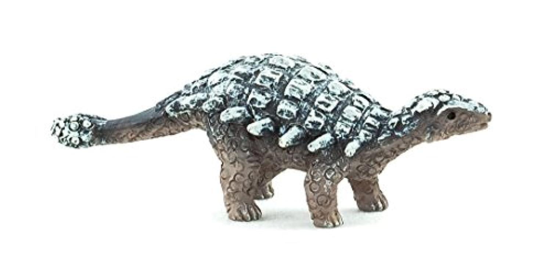 アニマルプラネット MOJO 動物 フィギュア アンキロサウルス 5cm 塗装済み PVC APM387419