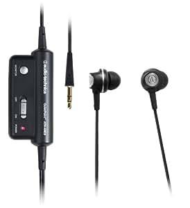 audio-technica アクティブキャンセリングヘッドホン ATH-ANC3 BK