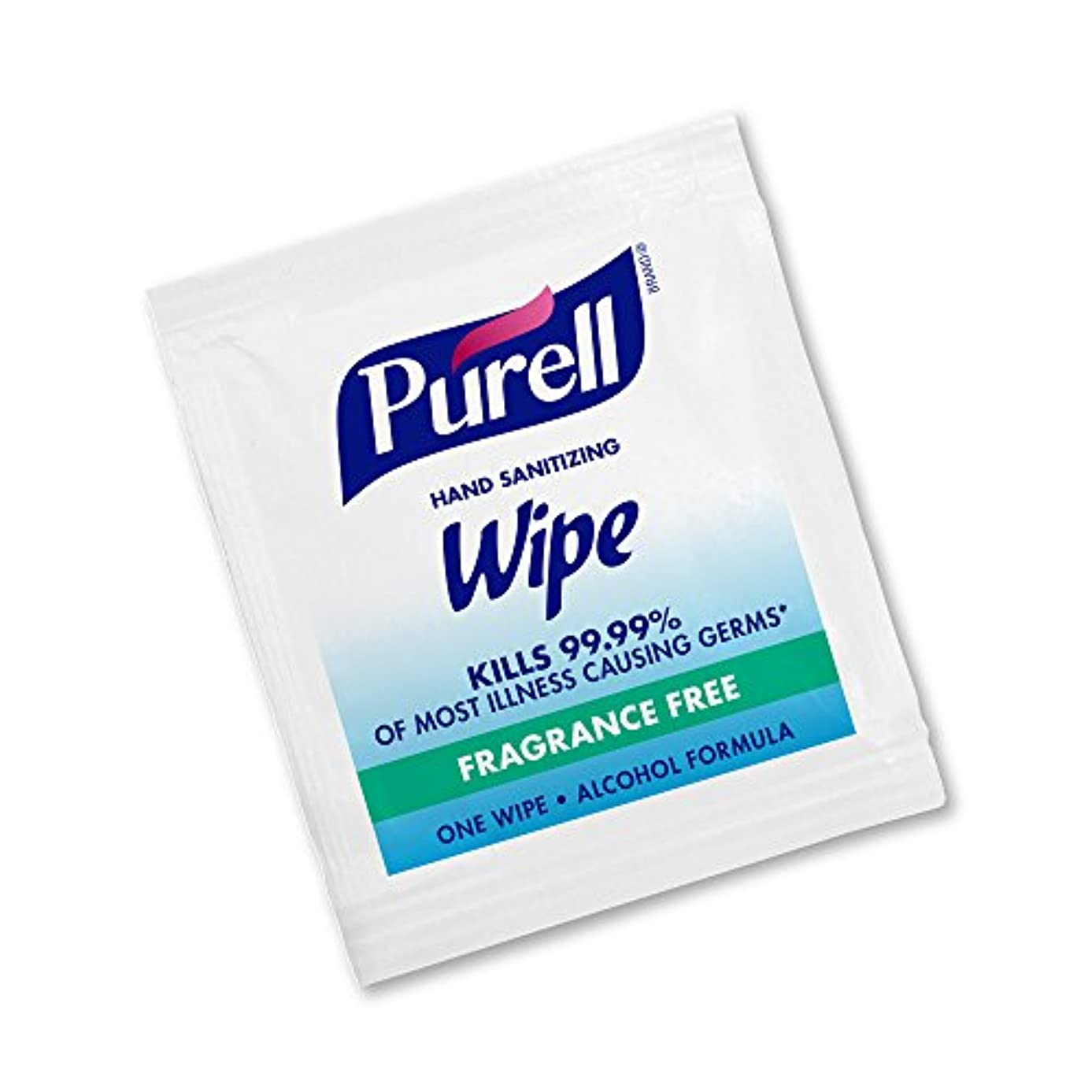 アッティカス禁輸検出可能手の消毒用アルコールWipesポータブル個別包装Wipes (パックFo 300 )