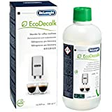 DeLonghi EcoDecalk, Natural Descaler for Coffee Machines 500ML, DLSC500