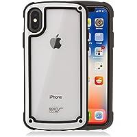 【ROOT CO.】iPhoneX 衝撃吸収 ケース Gravity Shock Resist Tough & Basic Case.(ホワイト)