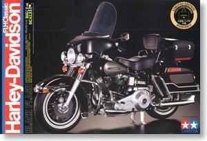 1/6 オートバイシリーズ 16007 ハーレーダビッドソン ブラックスペシャル