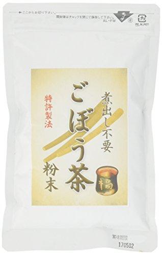LOHAStyle (ロハスタイル) 焙煎ごぼう茶 100g 200杯分 粉末タイプ