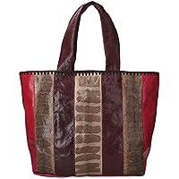 Malìparmi Women's BH02039027750B99 Multicolor Leather Tote