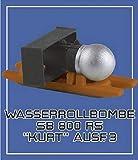 コラモデルス 1/72 ドイツ軍 SB 800RS 「クルト」 800kg 反跳爆弾3型 w/運搬ソリ プラモデル用パーツ KORC72134