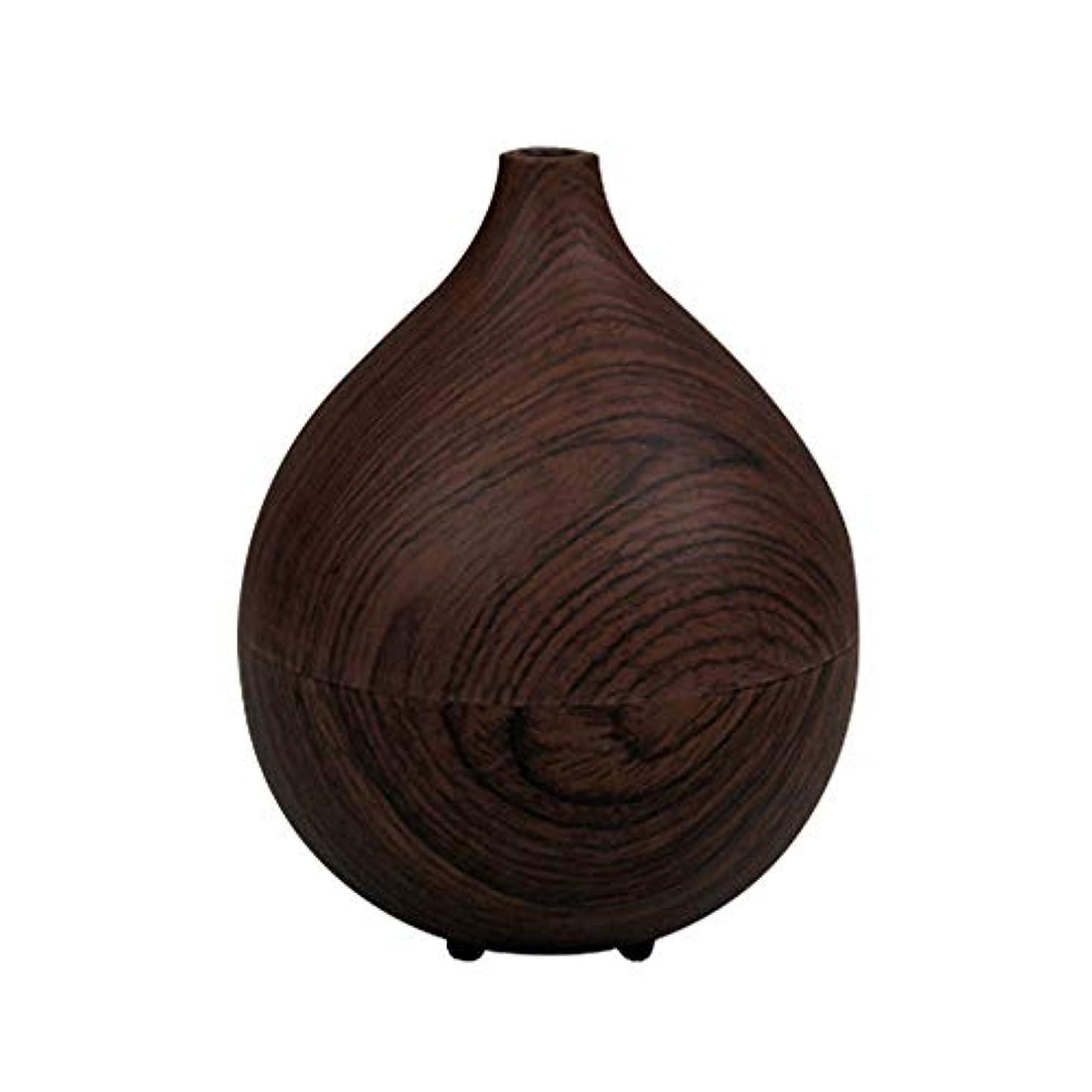 デッドロック消費和加湿器 アロマ 超音波 大容量 1.2L 卓上 アロマディフューザー オフィス 乾燥対策 木目調 かわいい 潤い