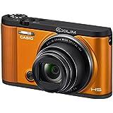 CASIO デジタルカメラ EXILIM EX-ZR1600EO 自分撮りチルト液晶 オートトランスファー機能 Wi-Fi/Bluetooth搭載 オレンジ