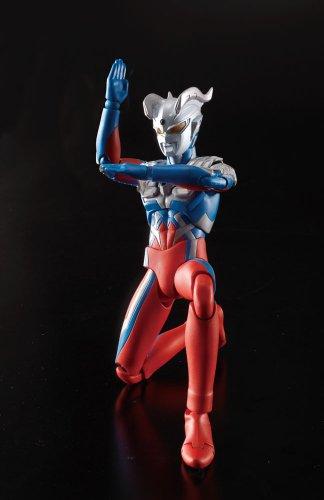 Bandai ULTRA-ACT Ultraman Zero Figure Authentic Japan Import Authentic Figure 4ad050