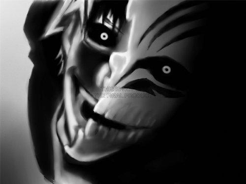 【コミック】ブリーチ 一護 月牙天衝 虚(ホロウ) アートプリントポスター  MANGA BLEACH ICHIGO GETSUGA TENSHOU HOLLOW LV10042