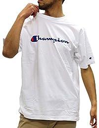 Champion(チャンピオン) Tシャツ 胸 ブランド ロゴ マーク 半袖 メンズ