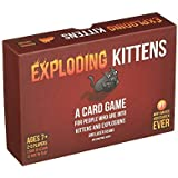 Paper Cards Game Exploding Kittens Original Edition Adults Card Game Poker Toy