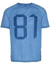 アイモーション ロゴ Tシャツ 360/スカイブルー S