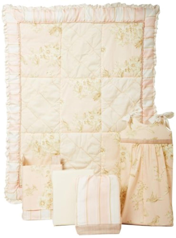 Lambs & Ivy Little Princess 5 Piece Bedding Set [並行輸入品]