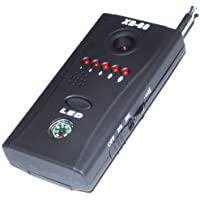 MDTEK @フルレンジオールラウンドマルチ検出器ワイヤレスRFカメラバグ検出器トレーサー隠しミニカメラ検出器ファインダー/アンチスパイ無線RFカメラバグ検出器トレーサーXB-68