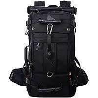 Itenqi Large Travel Backpack Latop Bag Knapsack 40L Hiking Camping Bag Waterproof BackpackFor 17 Inch Laptop