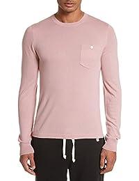 (トッド スナイダー) TODD SNYDER メンズ トップス 長袖Tシャツ Cashmere Long Sleeve T-Shirt [並行輸入品]