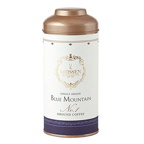 マイセンコーヒーレギュラーコーヒ缶ー ブルーマウンテンNO.1