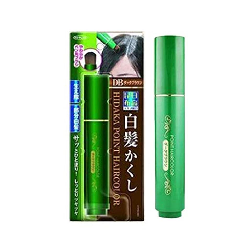 彼らのものペルー緑TopFires 白髪隠し リタッチコンシーラー 天然植物成分 20g ブラック(白髪かくし) 【迅速対応】