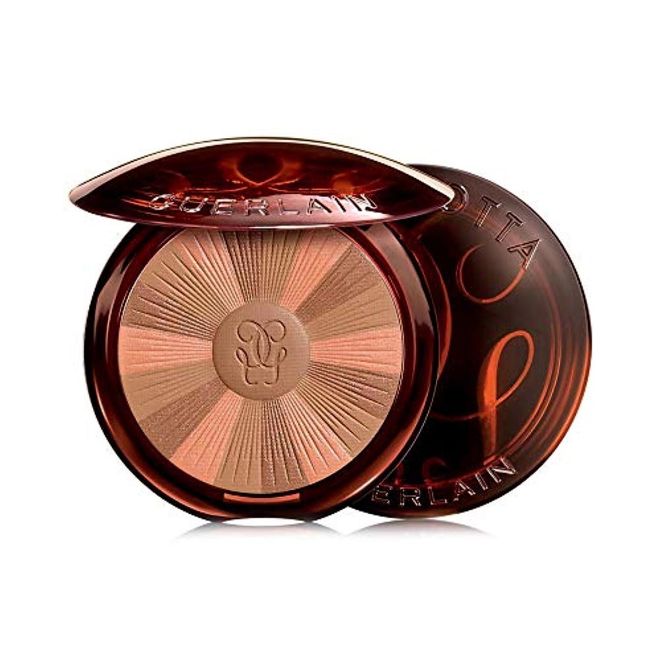 忙しい貪欲ショッキングゲラン Terracotta Light The Sun Kissed Healthy Glow Powder - # 04 Deep Golden 10g/0.3oz並行輸入品