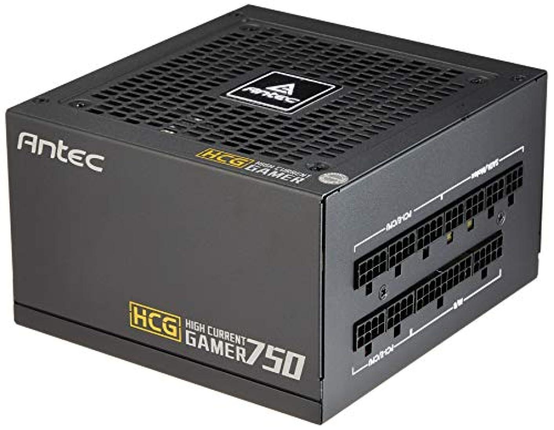 上悪因子満足できる【HCG750 GOLD】80PLUS GOLD認証取得 高効率小型電源ユニット
