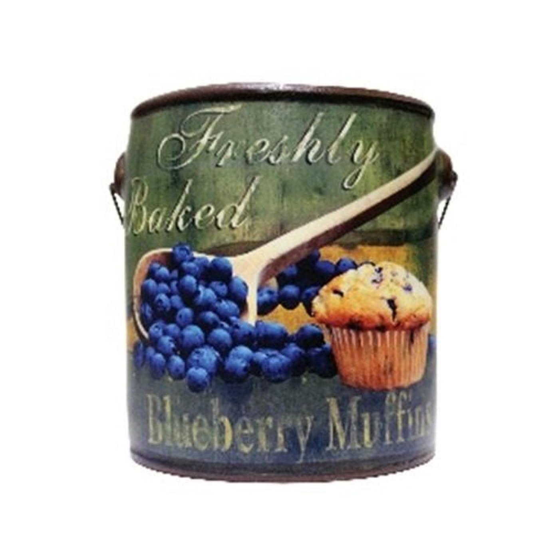 フリース彼ら羊のA Cheerful Giver Blueberry Farm Fresh Candle 20 oz [並行輸入品]