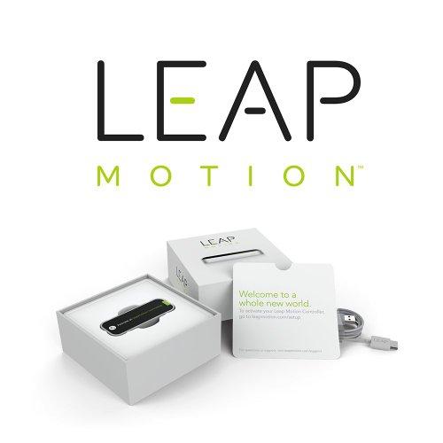 【国内正規代理店品】 Leap Motion 小型モーションコントローラー 3Dモーション キャプチャー システム