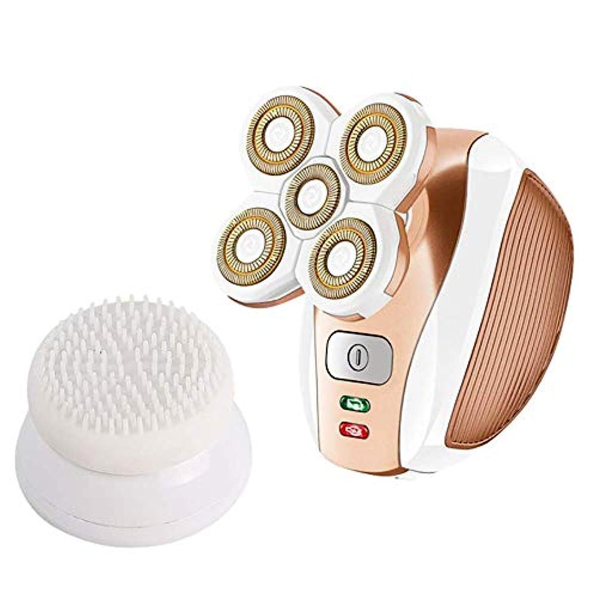 ナプキン配当産地女性の毛の除去剤、毛の取り外しの足の腕の表面のビキニラインのための電気シェーバーの再充電可能なトリマーかみそり