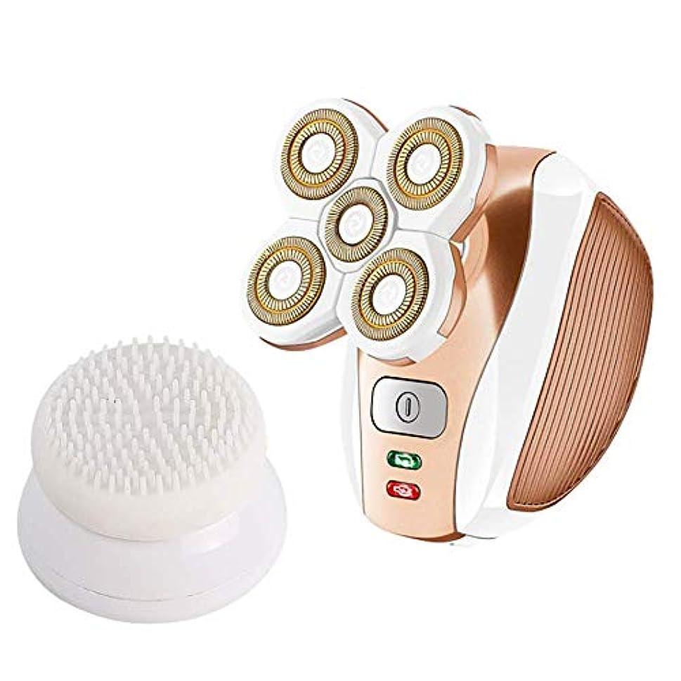 インディカ敬バルク女性の毛の除去剤、毛の取り外しの足の腕の表面のビキニラインのための電気シェーバーの再充電可能なトリマーかみそり