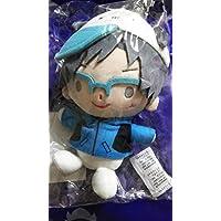 ユーリ!!! on ICE Sanrio characters Training Days サンリオmizuno ミズノ コラボ ぬいぐるみ むにゅぐるみS勝生勇利
