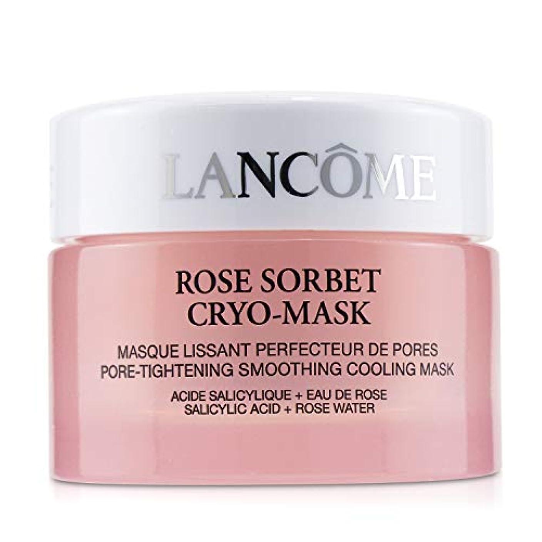 類似性チューインガムブートランコム Rose Sorbet Cryo-Mask - Pore Tightening Smoothing Cooling Mask 50ml/1.7oz並行輸入品