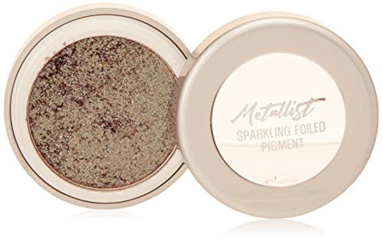 のぞき見懲戒ガソリンMetallist Sparkling Foiled Pigment - 05 Holo Mulberry
