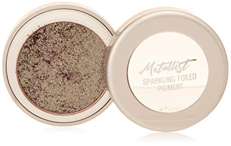 政策かき混ぜる野心的Metallist Sparkling Foiled Pigment - 05 Holo Mulberry