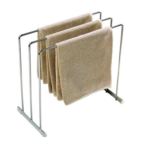 ふきん掛け 3枚用 まな板スタンド 18-8ステンレス製 日本製
