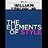 The Elements of Style (Pilgrim Classics) (English Edition)