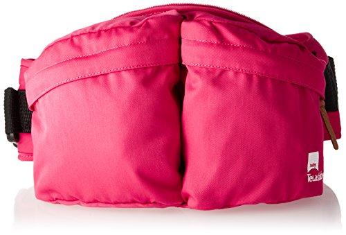 TeLasbaby(テラスベビー) たためるヒップシートとウエストポーチがひとつに DaG3(ダッグ3) ピンク