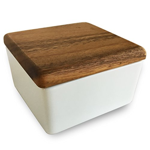 LOLO B STYLE KITCHEN 木蓋バターケース ハーフ NA 32331